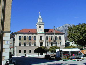 Bad Reichenhall - Former town hall