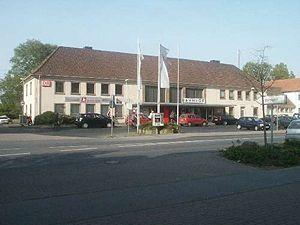 Emmerich station - Emmerich railway station
