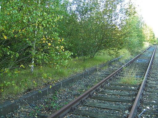 Bahnhof Mülheim-Heißen 1