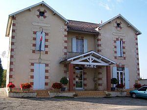 Baleyssagues - The town hall in Baleyssagues
