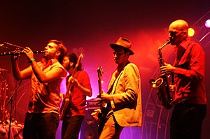 Balkan Beat Box - Image: Balkan Beat Box 3