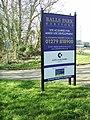 Balls Park developers sign - geograph.org.uk - 1977230.jpg