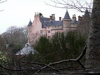 Balnagown Castle - Image: Balnagown Castle geograph.org.uk 653262