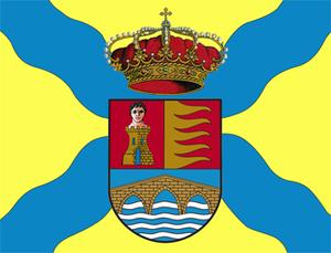 Cabezón de Pisuerga - Image: Bandera Cabezon