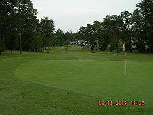 Baneberry, Tennessee - 12th hole at Baneberry Golf Course