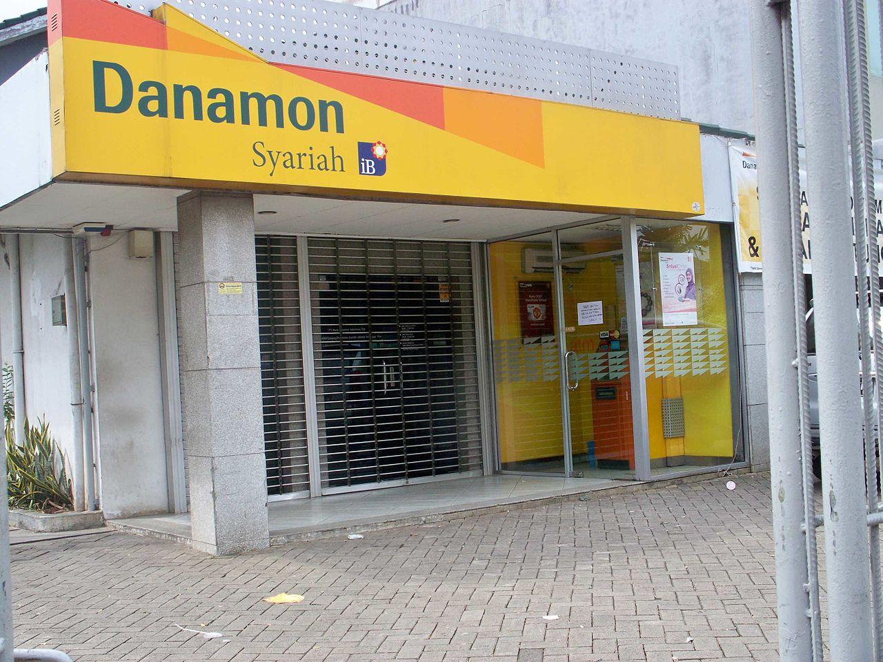 File Bank Danamon Syariah Panoramio Jpg Wikimedia Commons