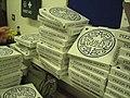 BarCamp Brighton 2007 Pizza a go-go (2038290358).jpg