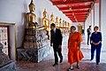 Barack Obama and Hillary Clinton at Wat Pho.jpg