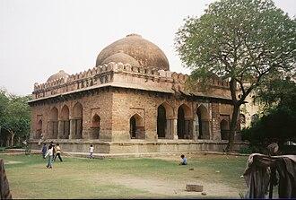 Barakhamba - Barakhamba Monument