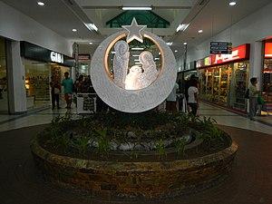 Riverbanks Center - Small rotonda across Ivy and Atrium lanes inside Riverbanks Mall