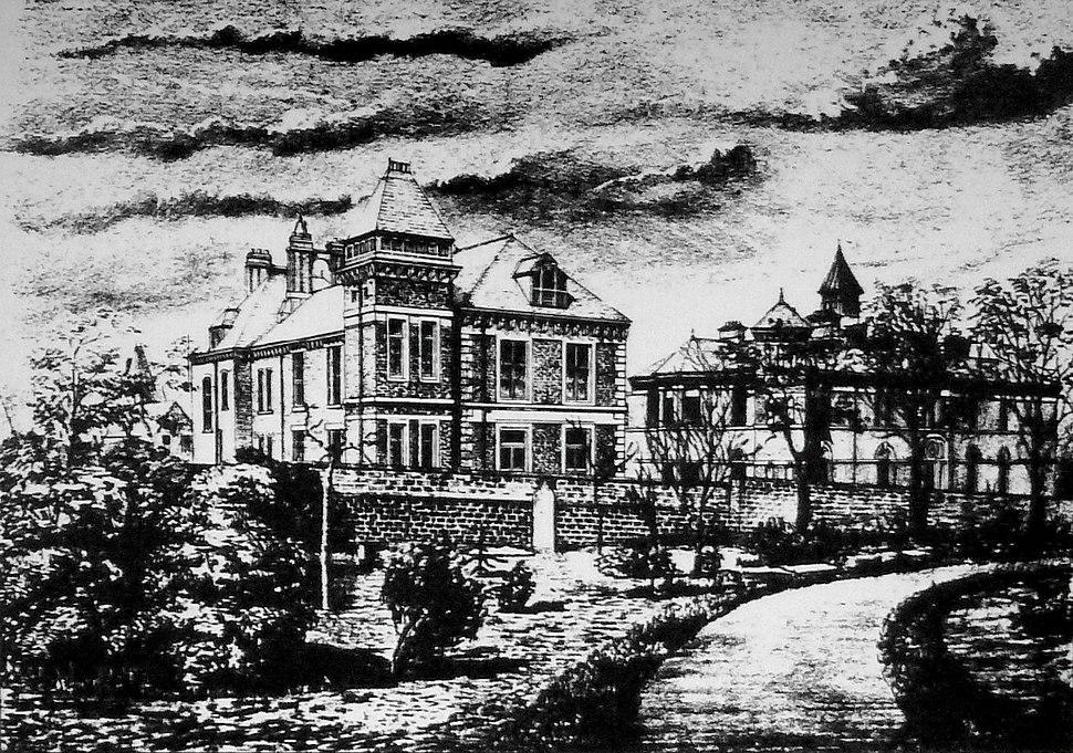 Barnsley Beckett Hospital 1886