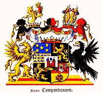 Бальтазар I фон Кампенгаузен