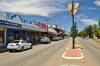 Merredin, Western Australia Town in Western Australia