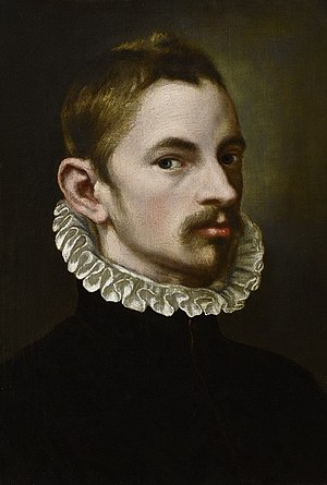 Bartolomeo Passarotti - Image: Bartolomeo Passarotti Selfportrait