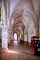 Bas-côté sud de l'église Saint-Candide de Picauville.jpg