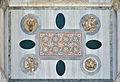 Basilica di San Marco dettaglio con patere facciata nord a Venezia.jpg