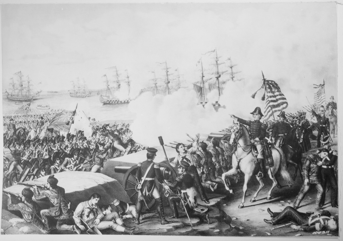 the life of andrew jackson and the history the battle of new orleans The battle of new orleans: america passes the first test of the battle of new orleans has become a nearly forgotten andrew jackson, history, new orleans.