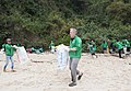 Beach Clean-up Day in Ha Long Bay (32141235961).jpg