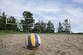 Beach volley ball on beach 20180612.jpg