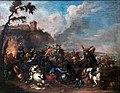 Beaux-Arts de Carcassonne - Combat de chretiens et de turcs - Joseph Parrocel 892.1.196 Joconde04400000541.jpg