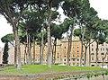 Behind Castel Sant'Angelo - Mausoleo di Adriano - panoramio.jpg