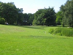 Beijers park - Image: Beijerspark 1