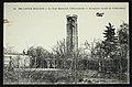 Bellevue - Meudon - La Tour Berthelot, l'Observatoire - Aéroplane venant de Villacoublay.jpg