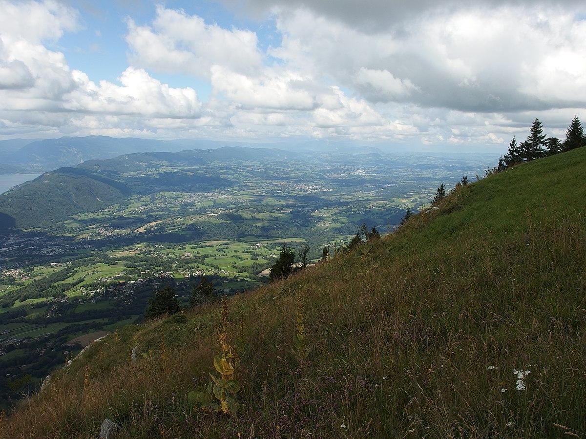 Montcel savoie wikidata for Mont revard