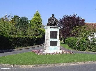 Albert Toft - Image: Benenden Monument geograph.org.uk 46330