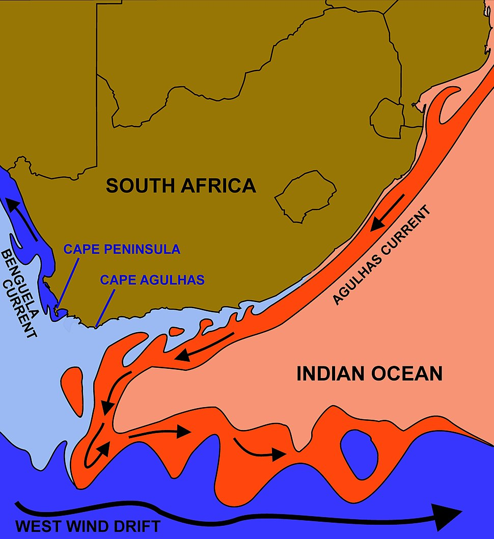 Benguela and Agulhas Currents 2
