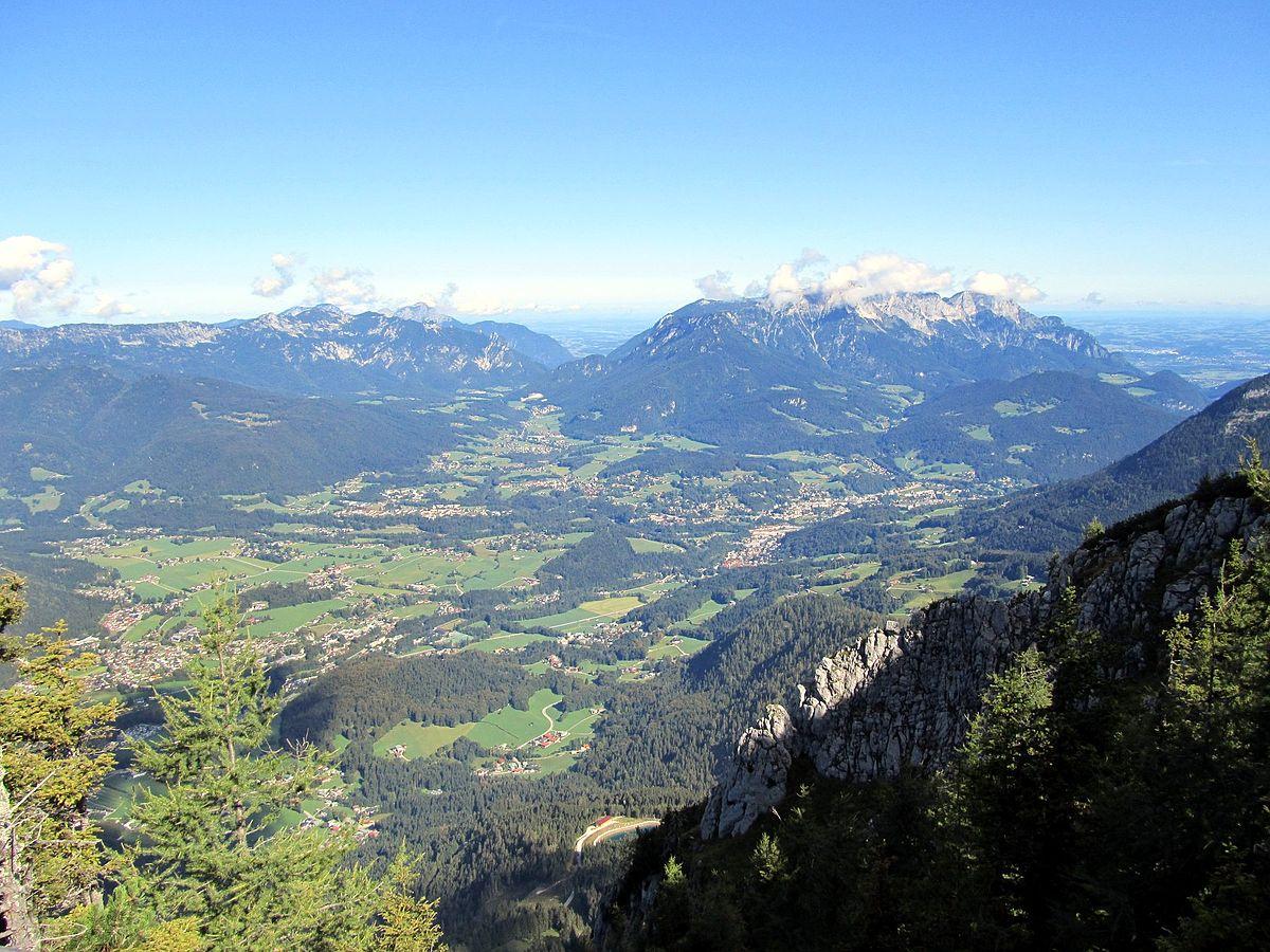 berchtesgadener land reisef hrer auf wikivoyage. Black Bedroom Furniture Sets. Home Design Ideas