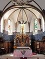 Bergholtzzell, Église Saint-Benoît à l'intérieur 1.jpg