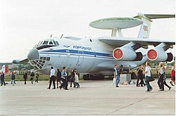 Beriev Be-976 (Il-76SKIP), Flight Research Institute AN0076932.jpg