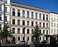 Berlin, Mitte, Friedrichstraße, Friedrichsgymnasium, Ullstein Buchverlage 02.jpg
