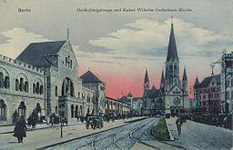 Wilhelmshallen, Ungenannt [Public domain], via Wikimedia Commons