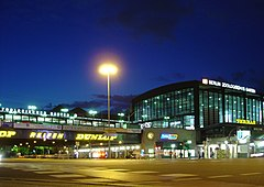 Berlin Zoo Station at night 2.JPG