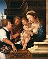 Bernard van Orley - Holy Family - WGA16686.jpg