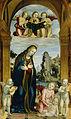Bernardino Zenale - Madonna Adoring the Child with Musical Angels - 71.PB.60 - J. Paul Getty Museum.jpg