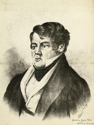 Bernardo Pereira de Vasconcelos - Image: Bernardo Pereirade Vasconcelos