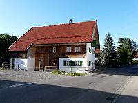 Bernbeuren - Mühlenstr Nr 9 Kübelehaus v S.JPG