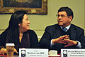 Bernice Lee and Minister Marco Farani (6285364847).jpg