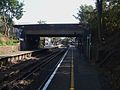 Bexleyheath station look east beyond road bridge.JPG
