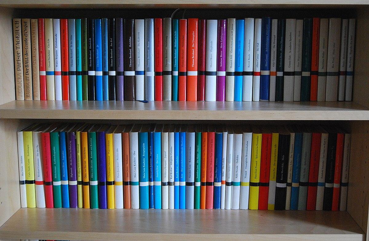 Bibliothek Suhrkamp – Wikipedia