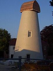 Bidborough Windmill, June 2006