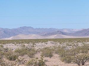Amargosa Valley - Image: Big Dune, Amargosa Valley