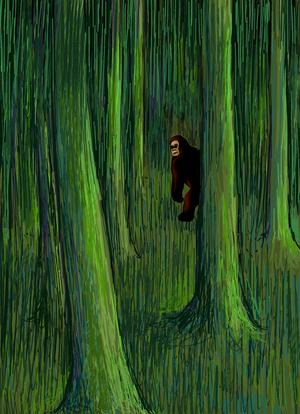 Bigfoot ill artlibre jnl