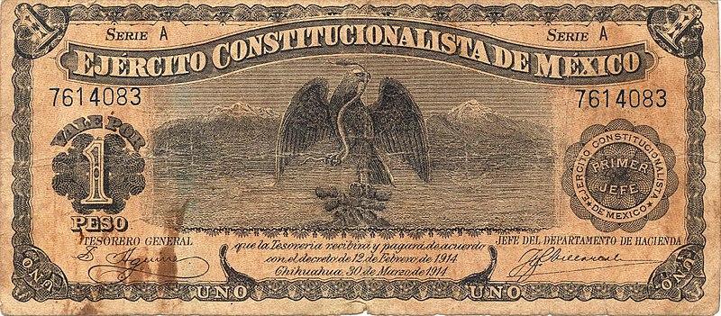 Archivo:Billete de 1 peso del Ej
