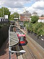Bilston Central, tram - geograph.org.uk - 1275894.jpg