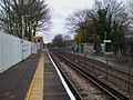 Birkbeck stn mainline look east2.JPG