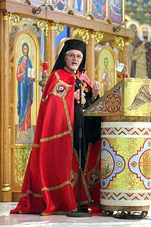 Bishop Nicholas Samra Church Crosses